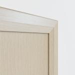 Рамка дуб молочный вставка дуб молочный модульная мебель Береста